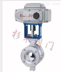 电动切断球阀|电动V型球阀|电动调节球阀