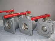 Q41F方法蘭鋁合金槽車球閥