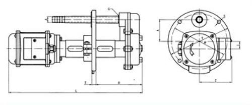 三相电泵单相电泵机床冷却泵