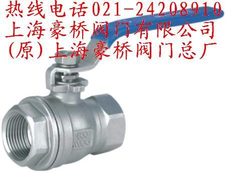 q11f 二片式内螺纹球阀(科技型)图片
