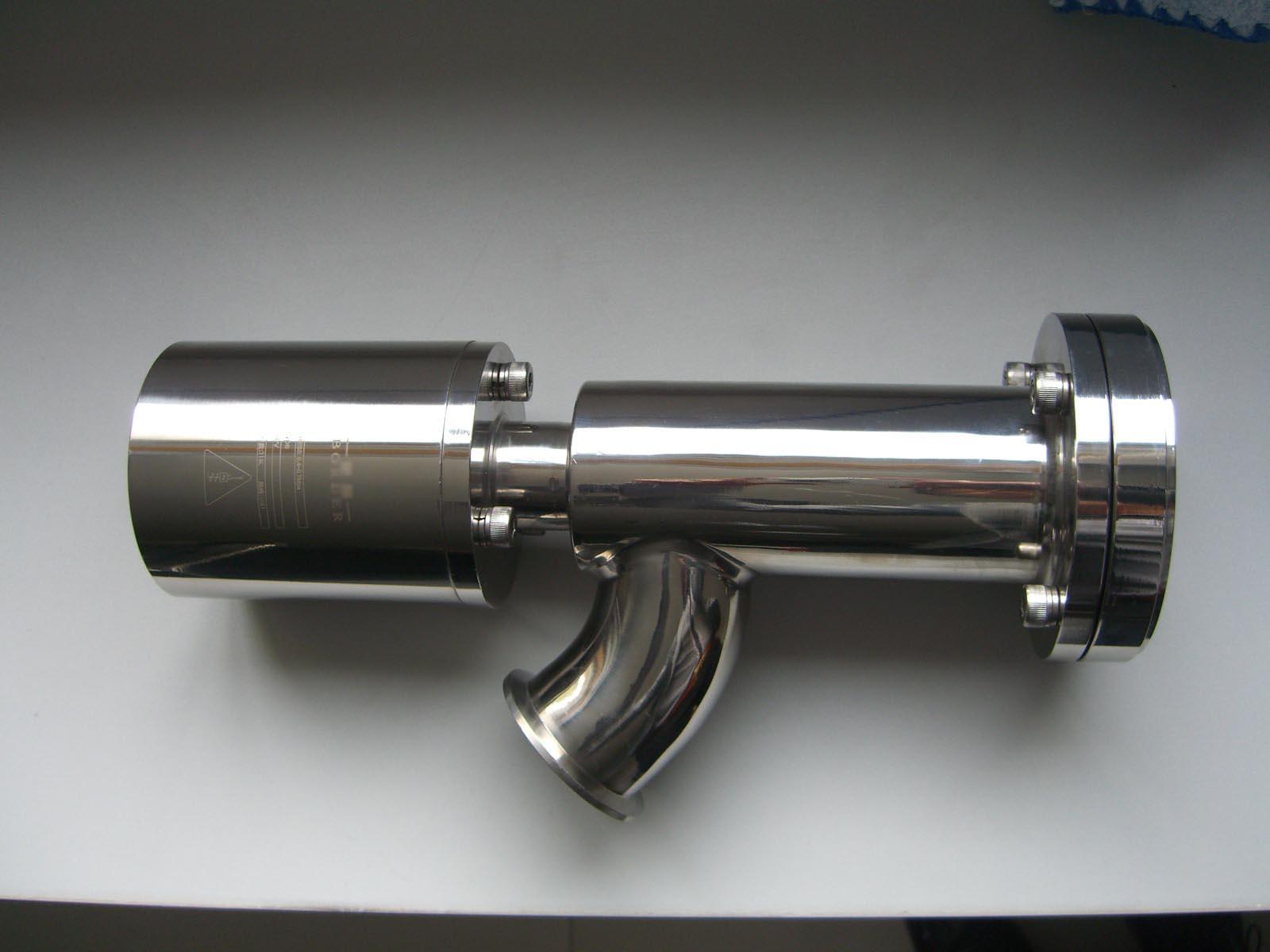 规格:dn15-dn80mm 阀体材质:不锈钢304 ,316l 密封材质:四氟(ptfe)图片
