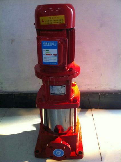 2/20-100gdl多级消防泵-产品中心-永嘉县大西洋