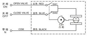 动态平衡电动二通阀|动态平衡电动调节阀接线图图片