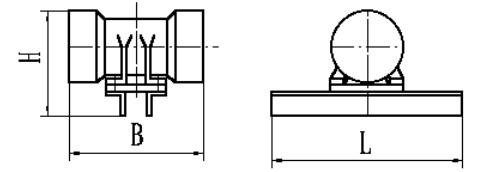 CZQ仓壁振动器结构图
