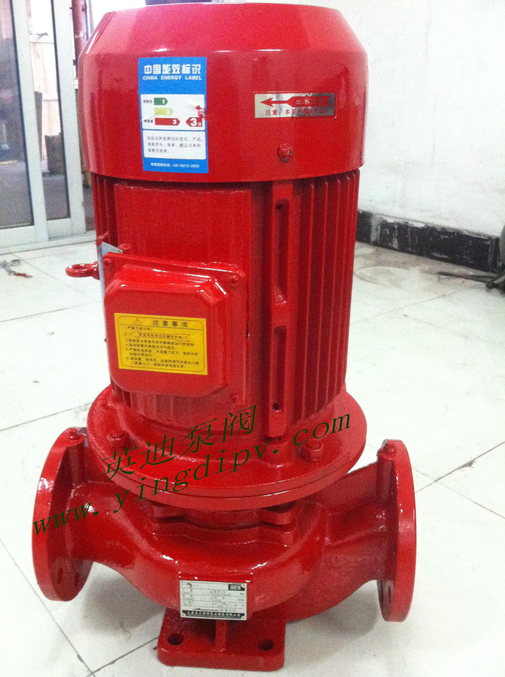 --安装说明:   1、安装时管路重量不不应承受在泵上,否则易损环水泵; 2、泵瑟电机是整体结构,出厂时已由厂家校正,所以安装时无需调整,因此安装时十分方便; 3、安装水泵前应仔细检查泵流道内有无影响水泵运行的硬质物,(如石块、铁砂等)以免水泵运行时损还过流部件; 4、安装进必须拧紧地脚螺栓,且每间隔一事实上时段应对泵过行检查防止其松动,以免水泵起动时发生剧烈振动而影响的性能; 5、为了维修方便和使用安全,在泵的进出口管路上安装一只调节阀及在泵进出口附近安装一只压力表,对于高扬程,为了防止水锤,还