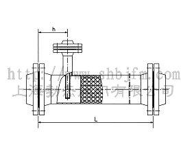 蒸汽减温器结构图