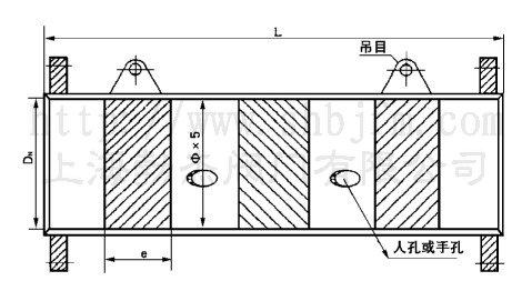 旋流换热器结构图