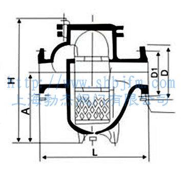 u型过滤器结构图
