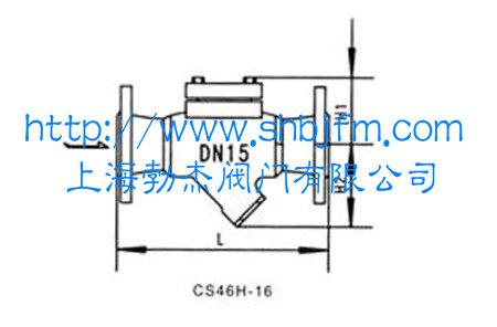 热静力膜盒式蒸汽疏水阀原理图