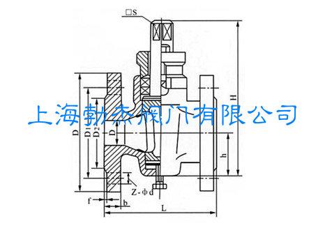 二通全铜旋塞阀产品结构图: 型号 公称压力             pn(mpa
